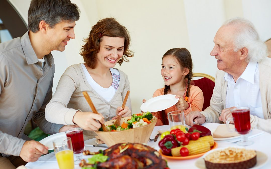 Is Your Holiday Feast Good for Your Teeth?